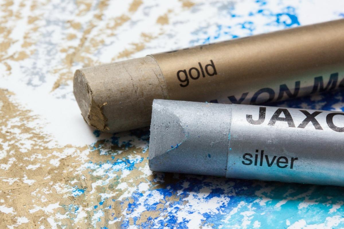 Hebelpapiere auf Gold undSilber